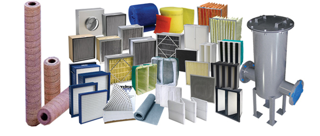 Industrial Filters Image